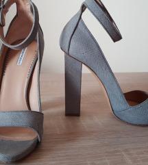 Emporio Armani sive sandale