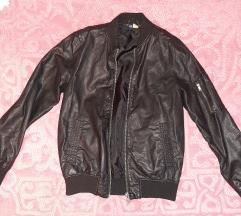 Divided kozna jakna