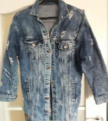 Nova teksas jakna, jednom nosena.