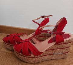 FORNARINA sandale na platformu