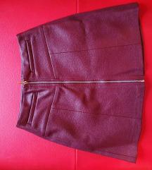Bershka suknja 1500 dinara