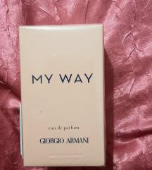 Original nov parfem Armani My way