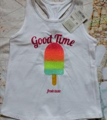 NOVO majica sladoled Calliope 4-5 god