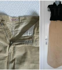NAR maxi  somotna suknja 29 M   SADA 250din.