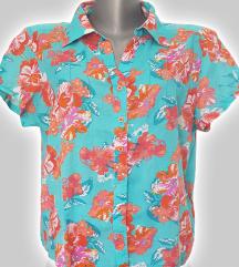 košulja NKD Outfit, flowers, veličina: 44