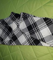 Karirane italijanske  pantalone imperial