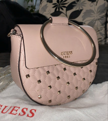 Guess baby pink torbica