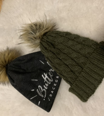 Obe zimske kape