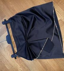 Zara nova saten suknja