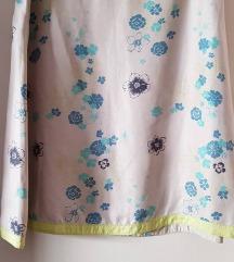 %%% 4.700-Jackpot svilena suknja, original