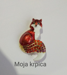 Lisica broš