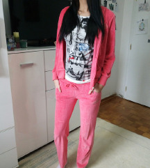 Roze trenerka
