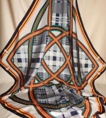 Svilena marama, 100% svila