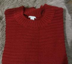 H&M džemper, novo