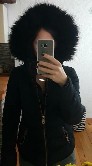 Zara teget jakna