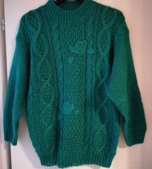 Džemper za punije
