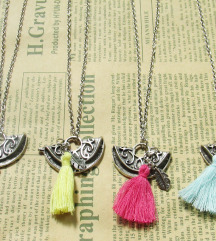 Ogrlice sa kićankom