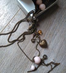 NOVO Viseslojna Avon ogrlica SADA 600