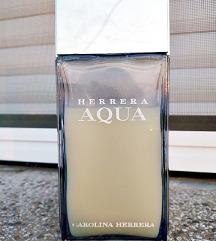Herrera Aqua after shave balm