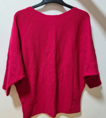Orsay crveni džemper sa miš rukavima