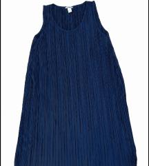 H&M teget haljina M novo
