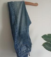H&M skinny jeans (duboke)