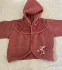Markiran dzemper jaknica za bebi