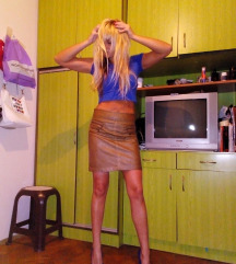 ,,Kozna,, suknja