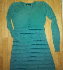 Zelana haljina M/L