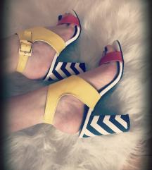 Šarene letnje sandalice