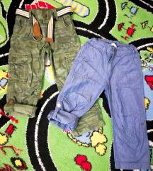 Letnje pantalone (2kom.) - vel. 98