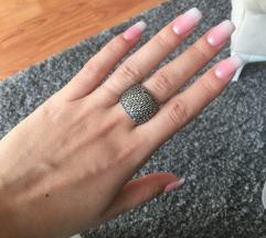Masivan srebrni prsten 925