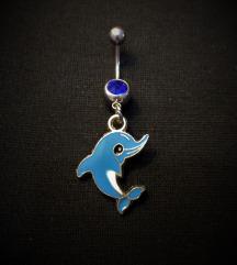 🐬 Delfin pirsing 🐬