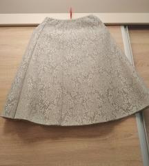Divna siva suknja -NOVO