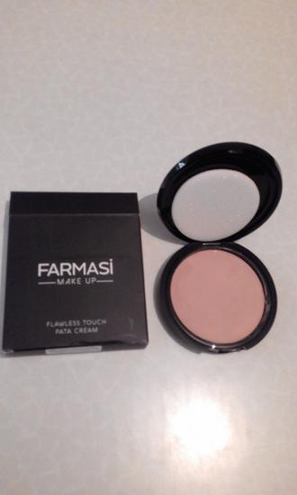 Flawless touch pata cream
