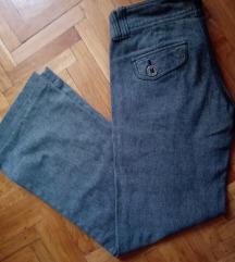 Esprit pantalone sire punije xs(s) prelepe