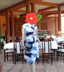 Elegantna haljina do kolena