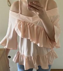 Nova bebi roze bluza