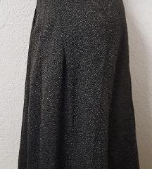 Zimska Duga Suknja Vel XL