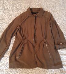 Zara basic mantil