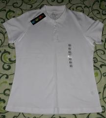 *SALE* Bela polo majica prelepa! NOVA! XL