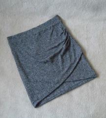 Gina Tricot suknja, M, NoVo