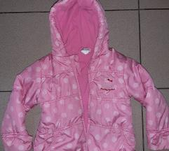 Zimska jakna za devojcice do 4god