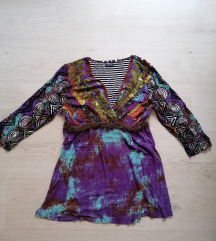 Sarena bluza za proleće 300din