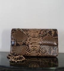 Chanel torba od pravog pitona
