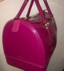 FURLA pink torba