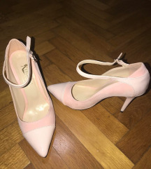 bebi roze sandale cipele