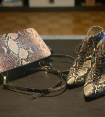 Cipele Zara i odlicna kopija MK torbe