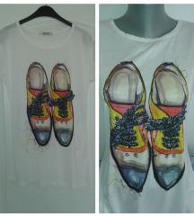 Nova bluza sa cipelama