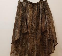 *SALE* animal print suknja
